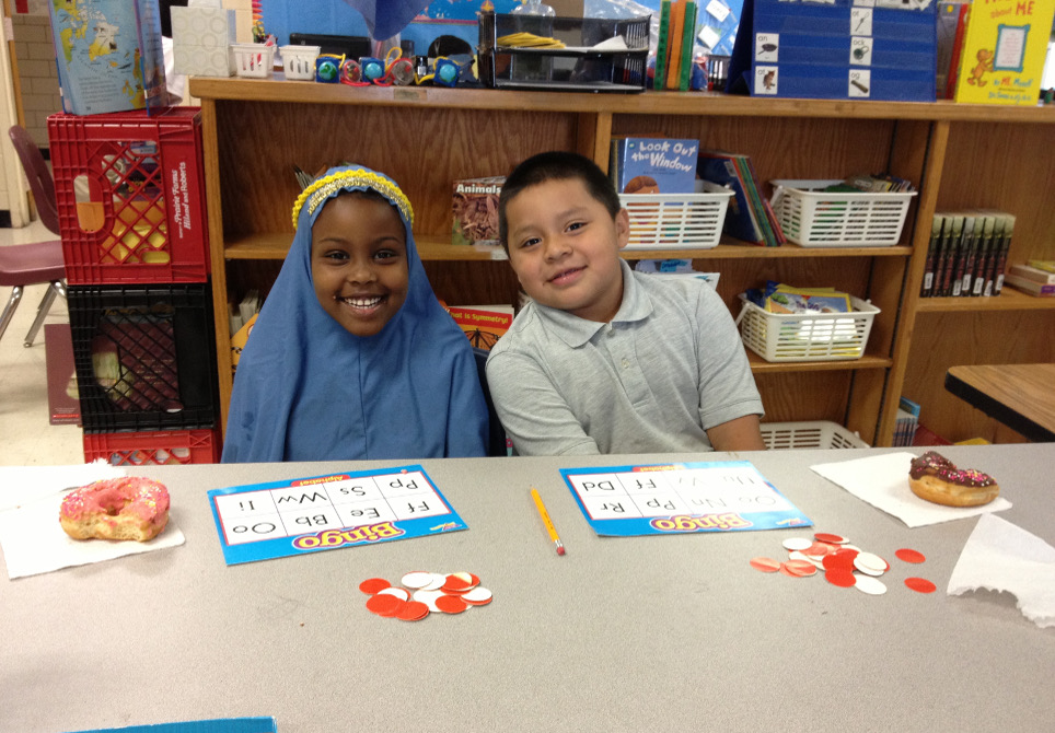 ELL, English Language Learners