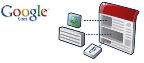 Google Sites, Classroom website