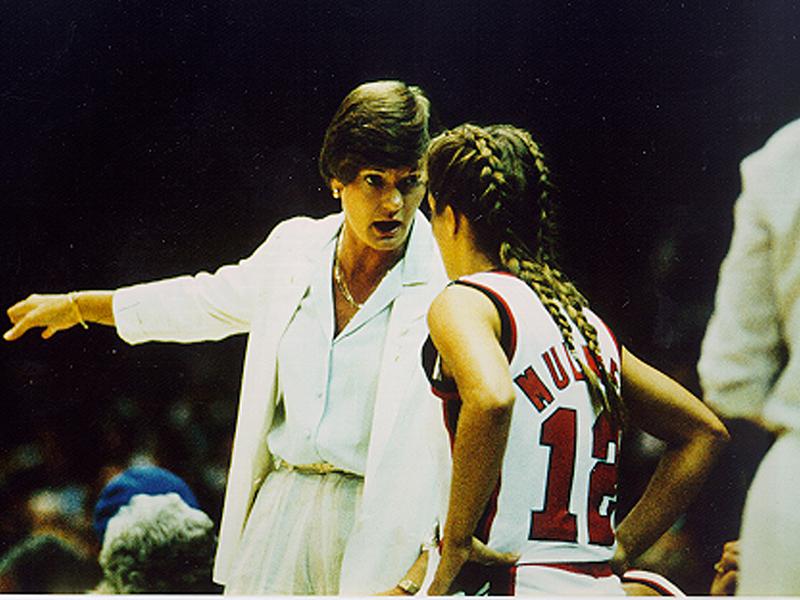 Pat Summitt on great coaching